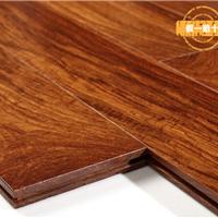 供应低价批发实木地板 卧室亚花梨地板价格