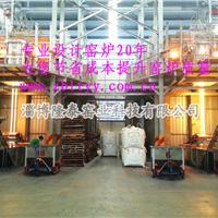 供应陶瓷玻璃熔块窑炉产量高