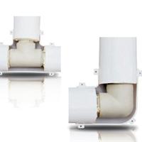 联塑PVC复合发泡管厂家