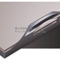 供应A2330铁灰时尚铣型拉手,厂家直销