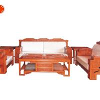 供应大吉祥沙发 非洲花梨木家具 鲁创红木厂