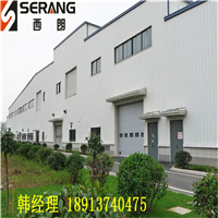上海工业提升门_工业滑升门