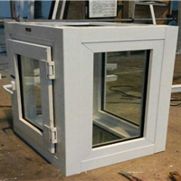 供应隔音塑钢窗,有效隔音降噪