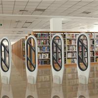 安装荆州恩施武汉开放式图书馆防盗门禁磁条