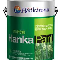 供应汉卡漆 竹炭环保乳胶漆 涂料十大品牌