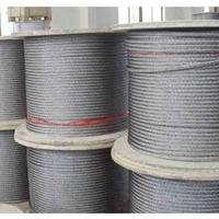 防腐蚀不生锈7*19多股304不锈钢钢丝绳厂家