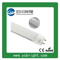供应云川T8LED日光灯18W1.2米价格