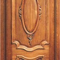 供应原木系列烤漆木门