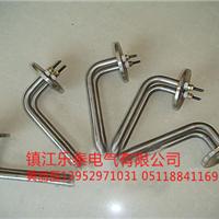 供应优质不锈钢直角法兰电热管