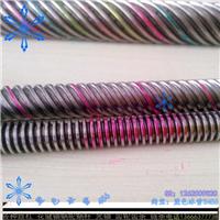 多线螺杆16*10(4线)有法兰铜螺母配