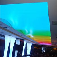 软膜天花写真 软膜广告灯箱 喷绘灯箱膜