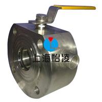 BQ73F超薄型保温球阀
