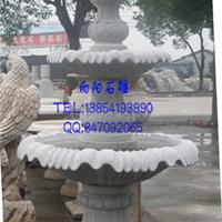 石材水钵在园林景观中的作用