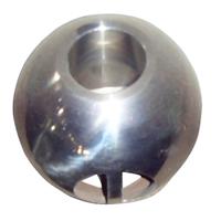 供应不锈钢四通球体