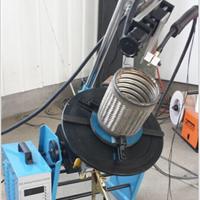 2015新品带焊枪摆动功能焊接用变位机