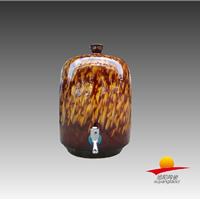 供应景德镇陶瓷储水罐,个性陶瓷储酒罐