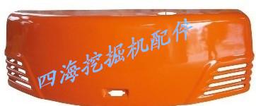 供应斗山55-7挖掘机后机罩