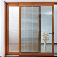 高档铝包木门窗