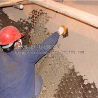 承接东臻DZ06水泥厂龟甲网耐磨陶瓷涂料工程