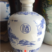 供应100斤装陶瓷大缸,廊坊酒坛批发商