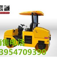 供应性能最优的双钢轮振动压路机价格