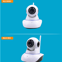 ip camera无线摄像头 720P高清网络摄像机
