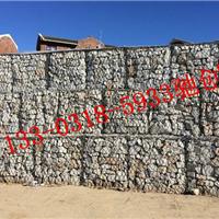 堤坝防洪护坡格宾护垫,截流工程格宾石笼
