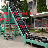沧州荣顺祥大倾角输送机专业生产皮带输送机