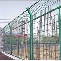 供应变电站护栏网/变电站防攀铁丝网防护网