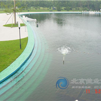 国家发改委培训中心露天游泳池水质处理