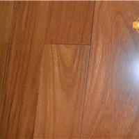 供应龙凤檀全实木地板 客厅环保木地板