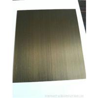 供应北京304不锈钢古铜装饰板   佛山博磊