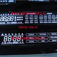 VA段码液晶模块 液晶屏 背光源生产