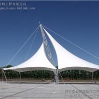 郑州膜结构看台景观张拉膜厂家