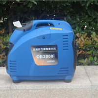 3kw户外数码变频发电机