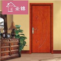 生产批发原木门 经典烤漆实木复合门