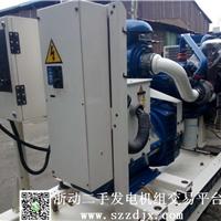 供应二手敞开式劳斯莱斯140KW发电机