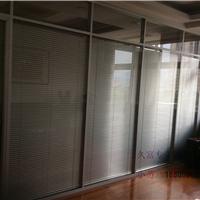 上海铝合金隔断墙办公隔断钢化玻璃高隔间