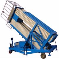供应兰州升降机 液压升降货梯 铝合金升降机
