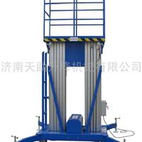 福建铝合金升降机制作 天助机械发货定制