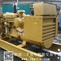 供应二手敞开式发电机卡特200KW