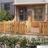 苏州生态木集成房屋WPC塑木PVC长城板