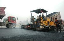 供应郑州-河南厂区沥青路铺装铺设工程队