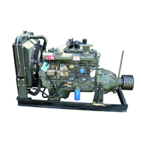 厂价供应84KW固定动力型潍坊柴油机