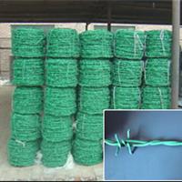 供应加工定做镀锌刺绳浸塑刺绳不锈钢刺绳
