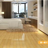 供应进口枫木地板 观澜批发实木地板价格