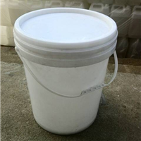 供应25L涂料桶 塑料桶 广口圆桶油墨桶