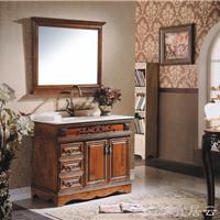 宜居云 欧式仿古浴室柜M006 专业生产浴室柜