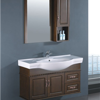 宜居云 橡木浴室柜M8023 专业生产浴室柜