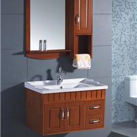宜居云 橡木浴室柜 M886专业生产浴室柜